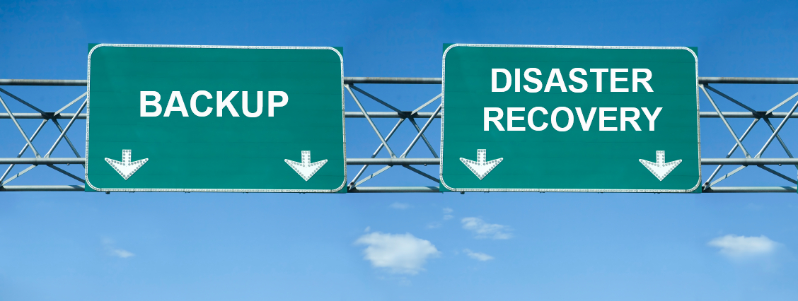 Disaster Recovery vs. Backup
